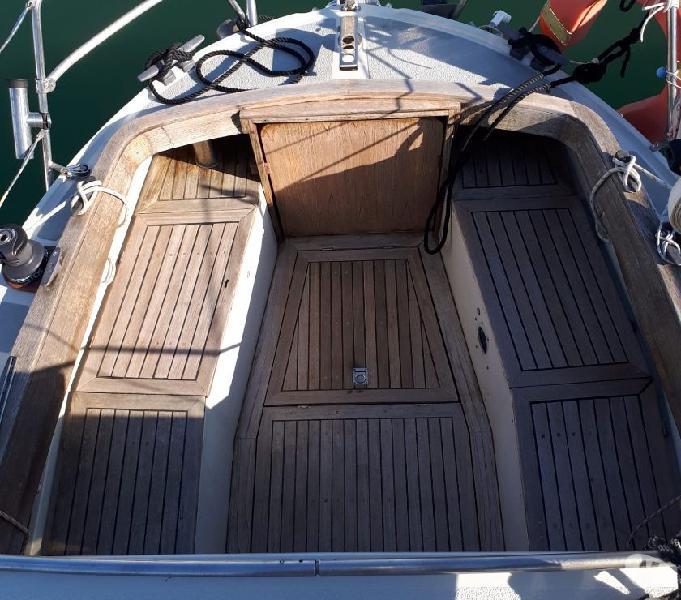 Motor sailer lm 26 maxi