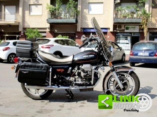 Moto guzzi california ii (1983) restauro totale