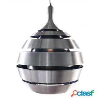 Lampadario sospensione in alluminio 2 colori