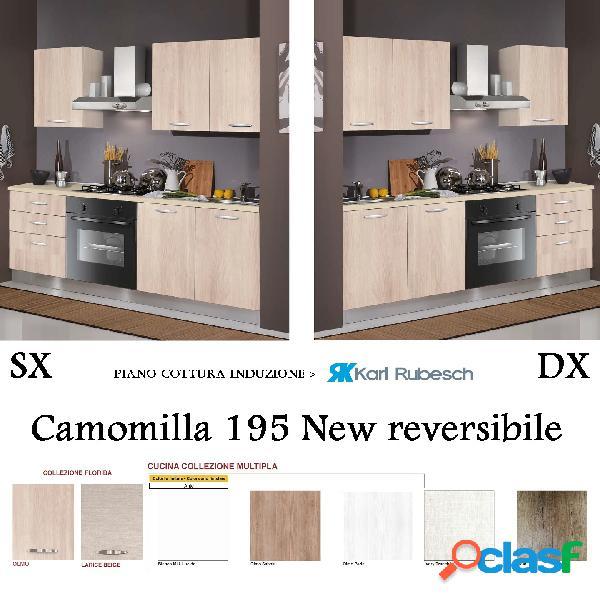 Cucina Camomilla New L 195