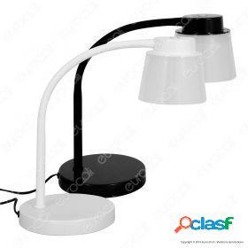 5W LED Desk Lamp 4000K Black Body