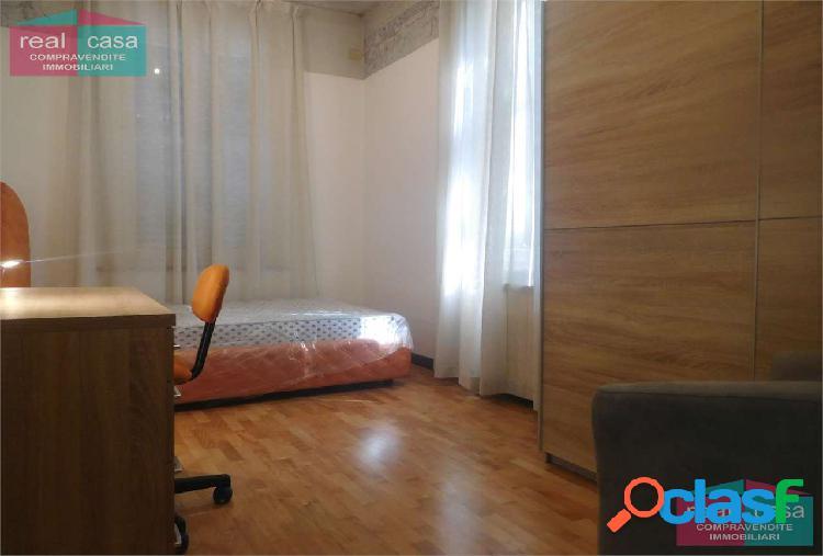 Affittasi stanza singola in ampio appartamento