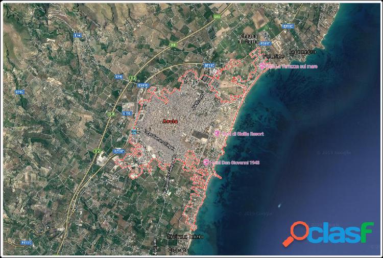 Casa rurale in avola 16.769 euro rge 326/2012/1