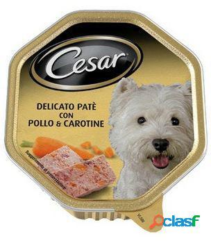 Cesar gr. 150 pate' con pollo e carote