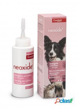 Candioli neoxide 100 ml detergente disinfettante auricolare