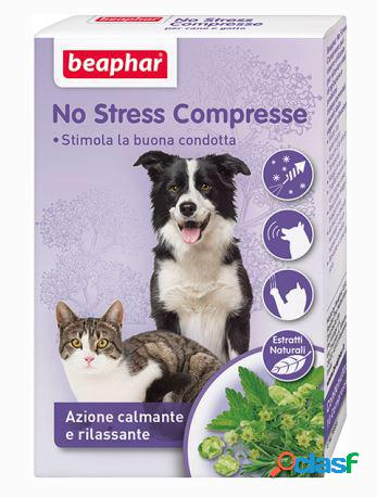 Beaphar no stress compresse cane / gatto 10 tab