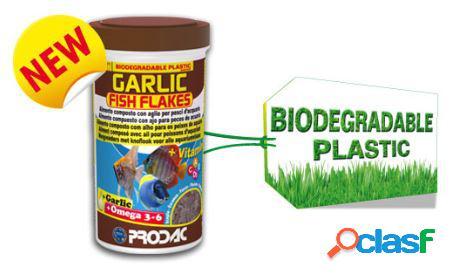 Prodac garlic fish flakes 100ml - 20g (con aglio)