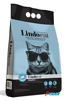 Lindocat lettiera per gatti soaply 5 l