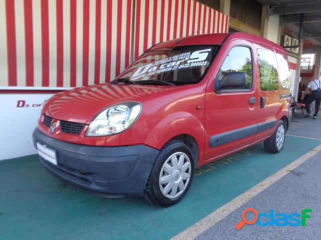 Renault kangoo benzina in vendita a codroipo (udine)