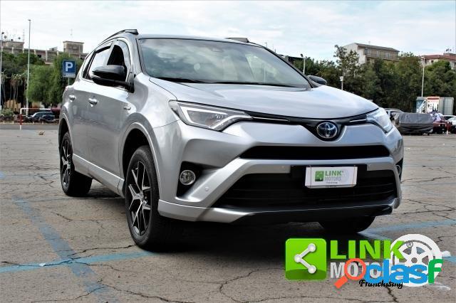Toyota rav4 solo gpl in vendita a catania (catania)