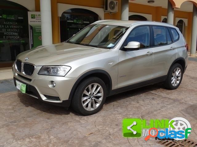 Bmw x3 diesel in vendita a quartu sant'elena (cagliari)