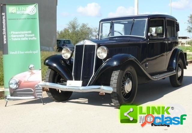 Lancia lancia augusta 1200 lusso 1936 benzina in vendita a ragusa (ragusa)