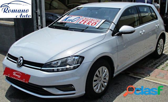 Volkswagen golf diesel in vendita a pollena trocchia (napoli)
