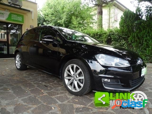 Volkswagen golf diesel in vendita a castel maggiore (bologna)
