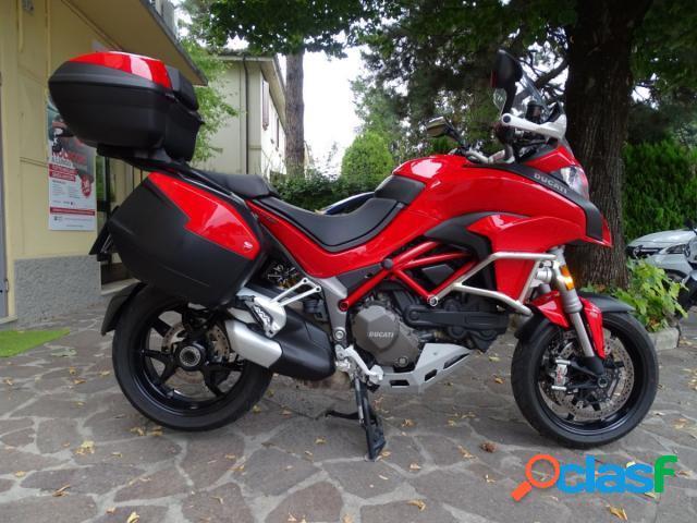 Ducati multistrada 1200 benzina in vendita a castel maggiore (bologna)