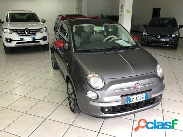 Fiat 500 cabrio benzina in vendita a tolentino (macerata)