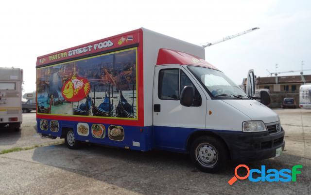 Fiat fiat ducato 2.0 jtd diesel in vendita a venezia (venezia)