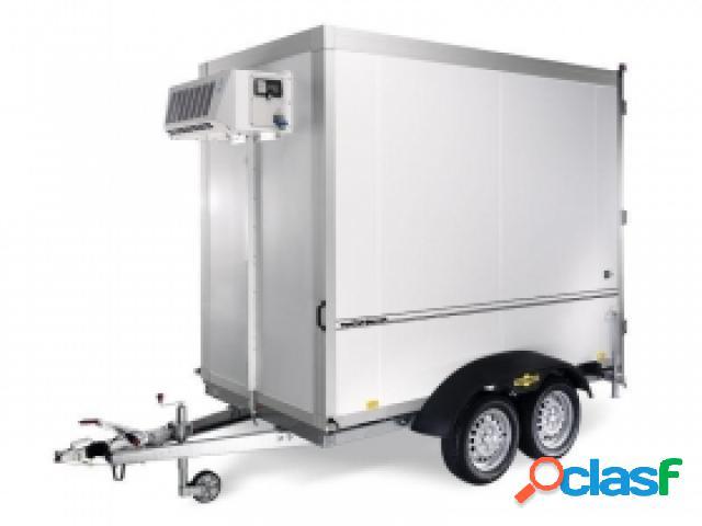 Humbaur carrello frigo in vendita a giugliano in campania (napoli)