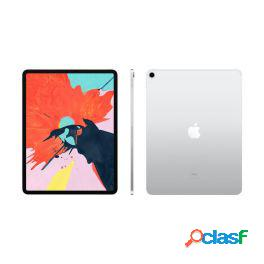 "Apple 11"" ipad pro 256gb silver mtxr2ty/a 3 generazione 2018"