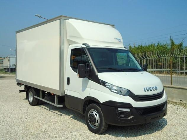 Iveco daily 35c16 euro 6 furgone 4,30 + sponda rif. 11985749