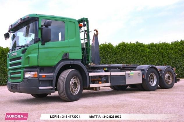 Scania scania p420 scarrabile rif. 12024307