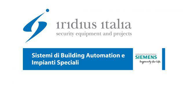 N°1 tecnico impianti speciali, building automation e