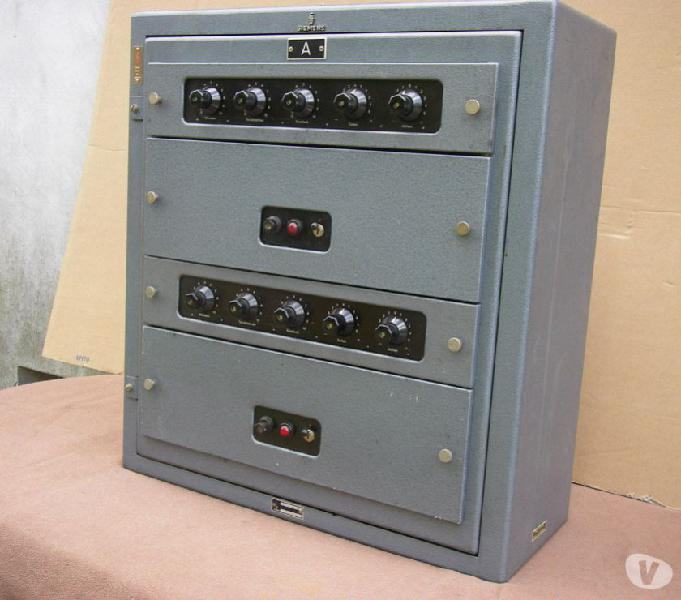 Siemens klangfilm cinema tube amplifier