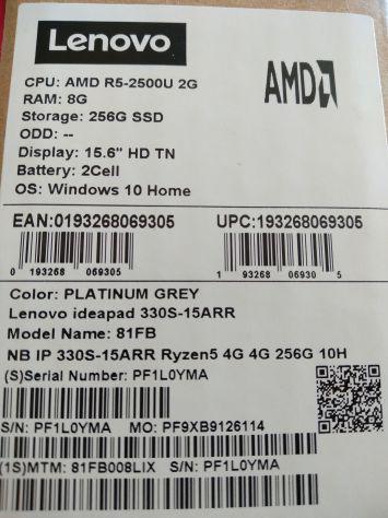 Vendo pc portatile nuovo