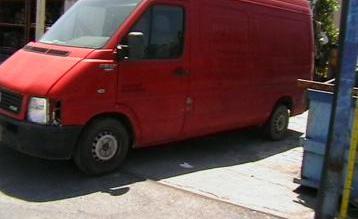 Attrezzo ANTERIORE DISCHI ATTREZZO PER MERCEDES SPRINTER VW LT sinistra destra O.