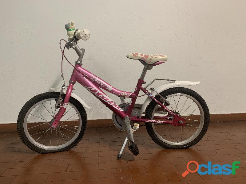 Vendo bicicletta bambina atala