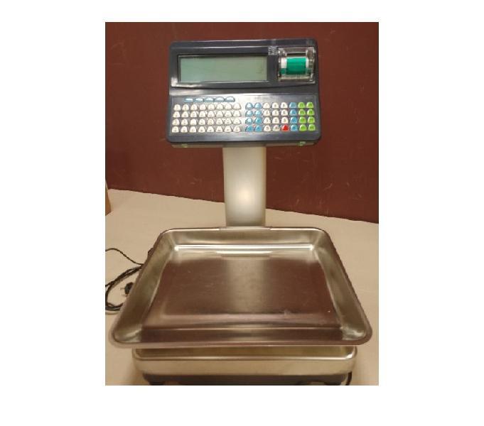 Bilancia elettronica da banco
