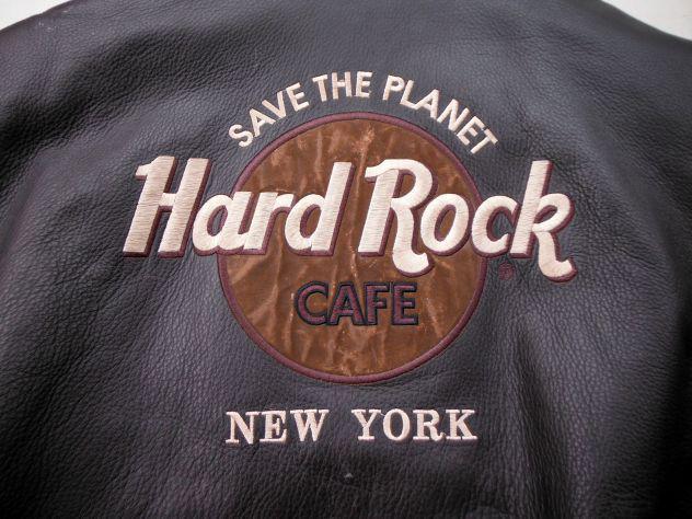 Giubbotto hard rock cafe