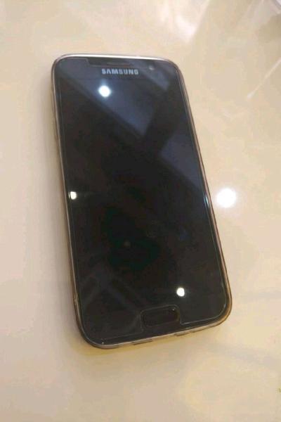 Samsung galaxy s7 nero classe a++. leggere descrizione