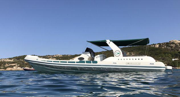 Vendo gommone stilmar 34 efb open