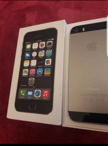 Iphone 5s nero praticamente funzionante
