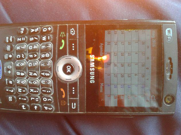 Samsung sgh i600 funzionante con cavo alimentazione pc