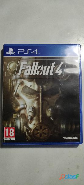 Videogioco fallout 4 per playstation 4