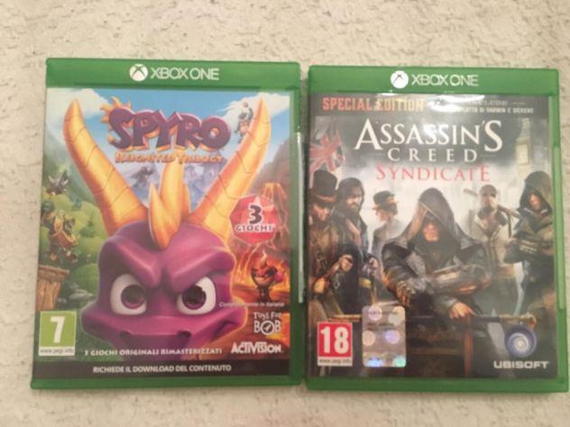 2 giochi xbox one usati