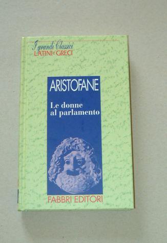 Aristofane - le donne al parlamento