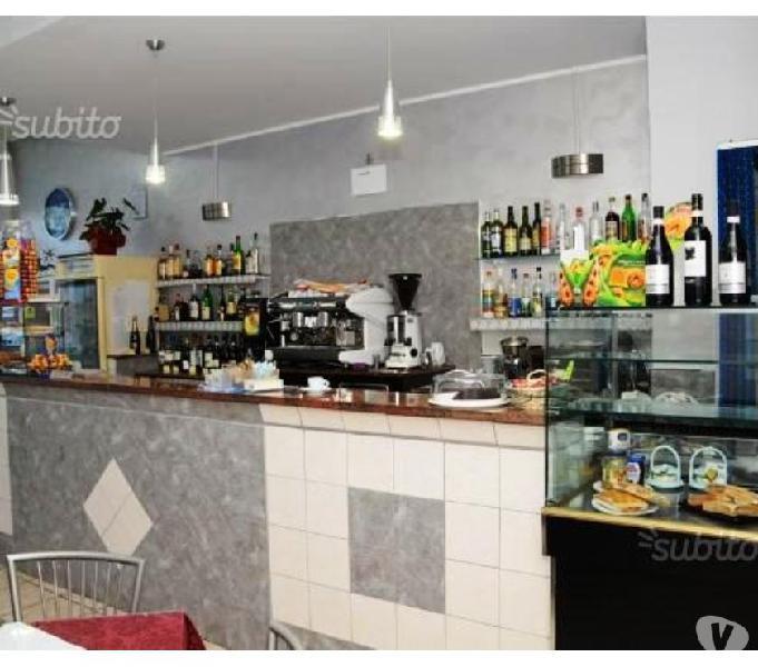 Bar caffetteria in cervia