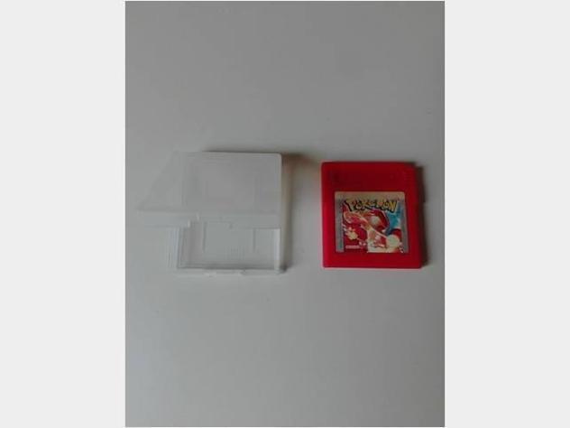 Nintendo gameboy pokemon versione rossa ita usato