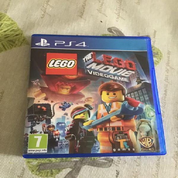 The LEGO Movie Videogame per PS4