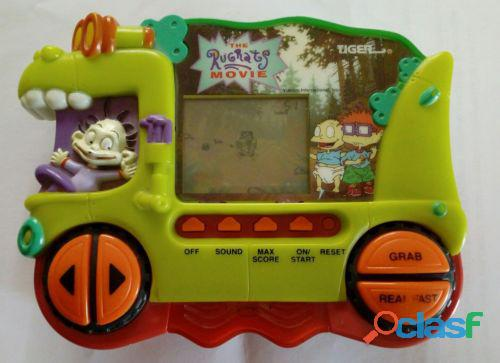 LCD GAME GIG TIGER ELECTRONIC THE RUGRATS MOVIE VINTAGE + ISTRUZIONI PERFETTO 3