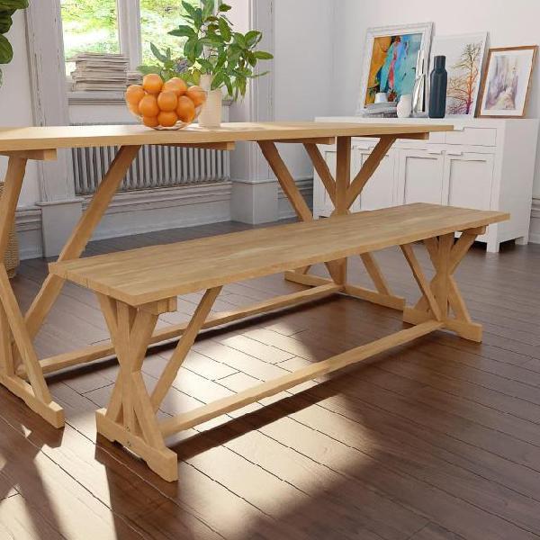 Divero sedia da giardino sedia in legno Teak Sedia in Legno Teak Sedia Natura MASSICCIO PIEGHEVOLE
