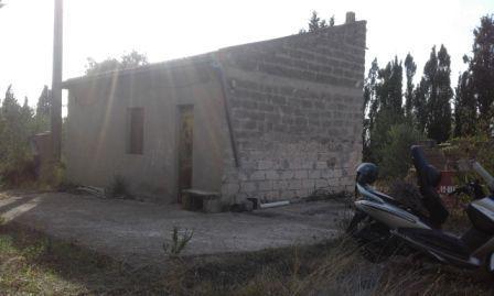 Sassari agro terreno agricolo di mq 42.000 con capannone di