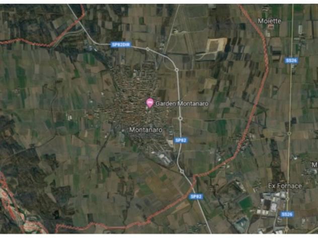 Terreno di 11537 m² in vendita a montanaro