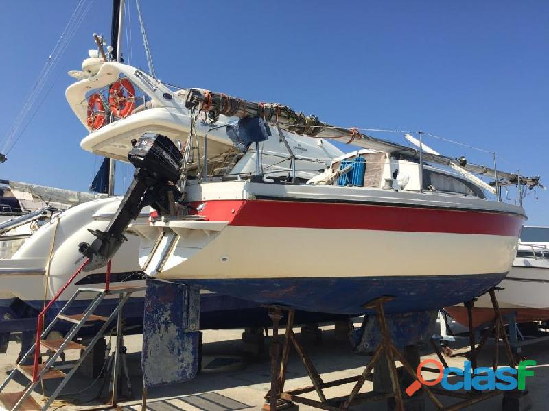 Barca a vela Pegasus 700 1