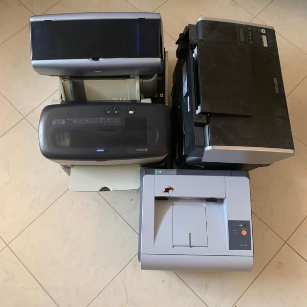 11 stampanti/scanner