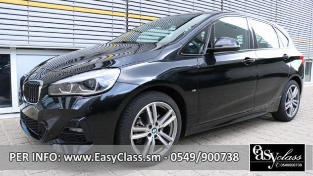 Bmw 218 d active tourer auto msport led navi pdc cruise rif.