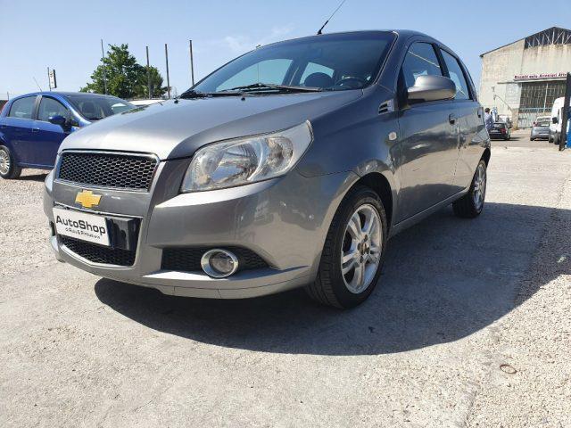 Chevrolet Aveo 1.2 5 porte LS GPL Eco Logic